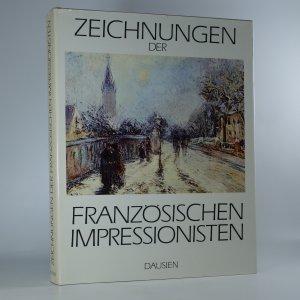 náhled knihy - Zeichnungen der französischen Impressionisten