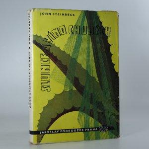 náhled knihy - Slunce a víno chudých