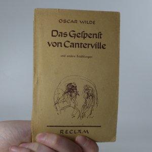 náhled knihy - Das Gespenst von Canterville