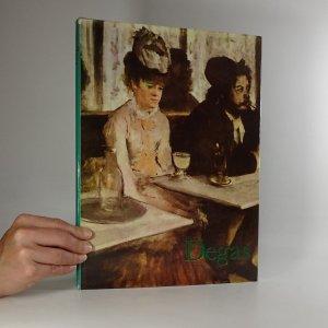náhled knihy - Edgar Degas. Souborné malířské dílo.