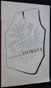 náhled knihy - Morava : básně