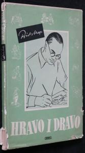 náhled knihy - Hravo i dravo alebo poviedky v kresbach