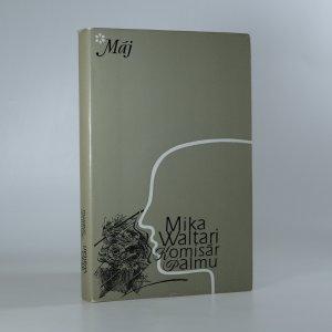 náhled knihy - Komisár Palmu