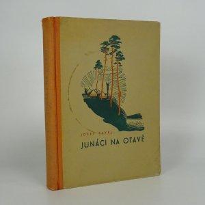 náhled knihy - Junáci na Otavě