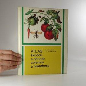 náhled knihy - Atlas škůdců a chorob zeleniny a bramboru