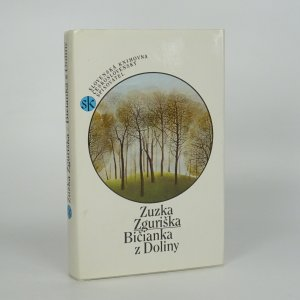 náhled knihy - Bičianka z Doliny