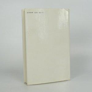 antikvární kniha Bičianka z Doliny, 1989
