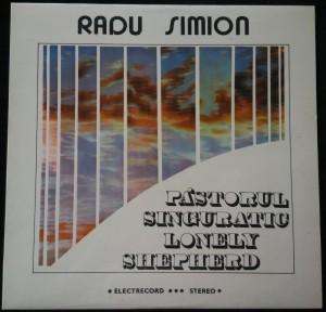 náhled knihy - Radu Simion: Păstorul Singuratic / Lonely Shepherd