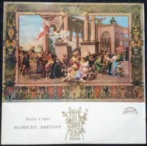 náhled knihy - Bedřich Smetama: Scény z oper