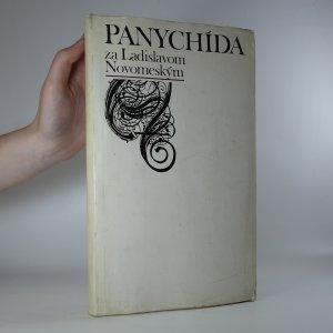 náhled knihy - Panychída za Ladislavom Novomeským