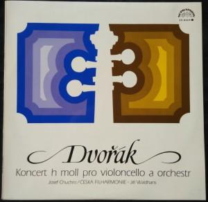 náhled knihy - Antonín Dvořák: Koncert h moll pro violoncello a orchestr op. 104