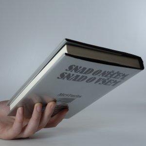 antikvární kniha Snad o něčem, snad o všem, 1984