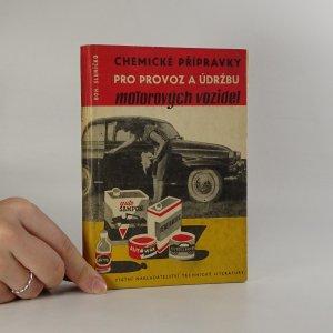 náhled knihy - Chemické přípravky pro provoz a údržbu motorových vozidel