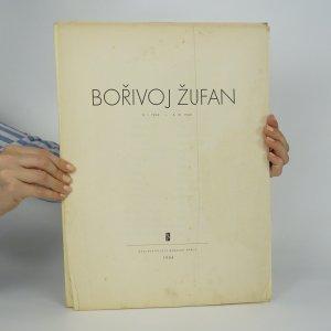 náhled knihy - Bořivoj Žufan (16 obrazových reprodukcí. Bez pouzdra)