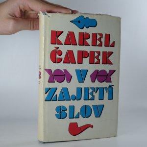 náhled knihy - V zajetí slov. Kritika slov a úsloví