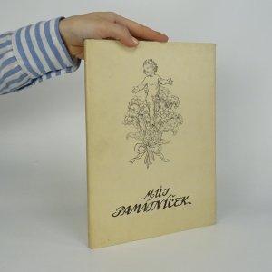 náhled knihy - Můj památníček