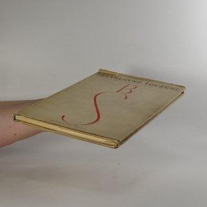 antikvární kniha Nevýslovné soužení. Studie Smetanova dramatu, 1948