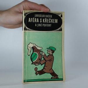 náhled knihy - Aféra s křečkem a jiné povídky