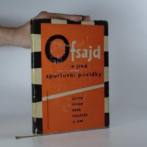 náhled knihy - Ofsajd a jiné sportovní povídky
