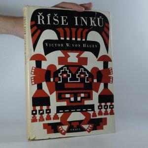 náhled knihy - Říše Inků