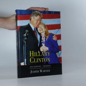 náhled knihy - Hillary Clinton. Soukromý příběh