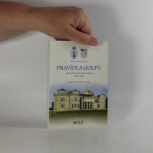 náhled knihy - Pravidla golfu 2004 - 2007