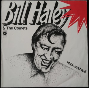 náhled knihy - Bill Haley & The Comets: Rock And Roll (made in Poland)