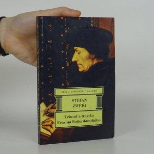 náhled knihy - Triumf a tragika Erasma Rotterdamského