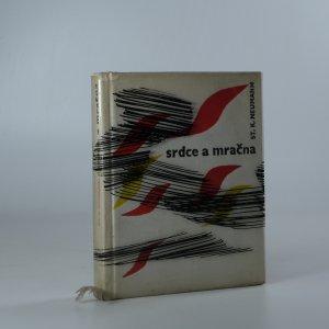 náhled knihy - Srdce a mračna. Básně a songy 1933-1935