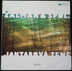 náhled knihy - Žalman & spol.: Jantarová Země