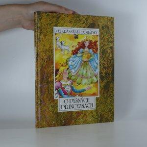 náhled knihy - O pyšných princeznách