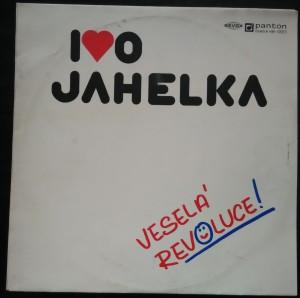 náhled knihy - Ivo Jahelka: Veselá revoluce