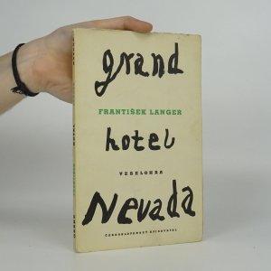 náhled knihy - Grand hotel Nevada