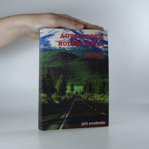 náhled knihy - Autostopem kolem světa. Evropa
