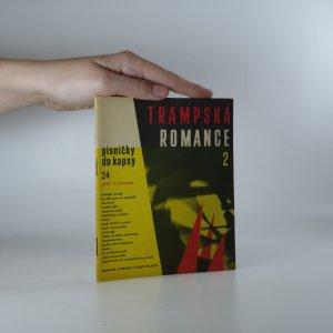 náhled knihy - Trampská romance 2. Písničky do kapsy 24. Zpěv a kytara