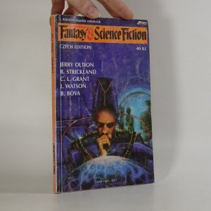 náhled knihy - The magazine of Fantasy and Science Fiction, czech edition. 7. ročník, číslo 4.