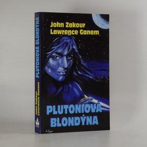 náhled knihy - Plutoniová blondýna
