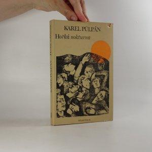 náhled knihy - Hořká nokturna