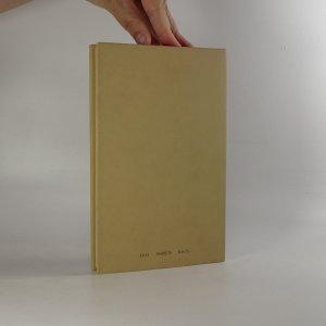 antikvární kniha Hořká nokturna, 1979