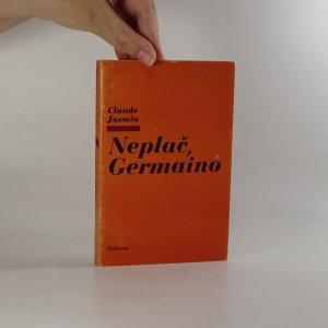 náhled knihy - Neplač, Germaino