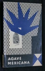 náhled knihy - Agave mexicana