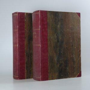 náhled knihy - Bídníci I. a II. (5 svazků ve dvou vazbách. Komplet)