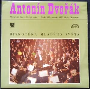 náhled knihy - Antonín Dvořák: Slovanské tance, Česká suita
