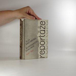 náhled knihy - Reportáže 1941 - 1945