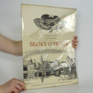 náhled knihy - Sloky o Praze