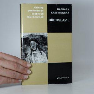 náhled knihy - Břetislav I.