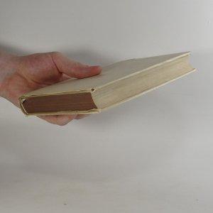 antikvární kniha Fialový hrom, 1958