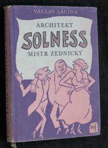 náhled knihy - Architekt Solness, mistr zednický. (Panstvo se baví - 2.) [část