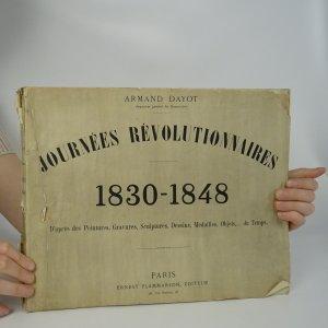 náhled knihy - Journées révolutionnaires 1830-1848