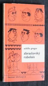náhled knihy - Zbraslavský rebelais